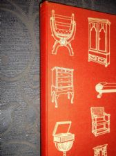 VINTAGE 1961 HB BOOK CONNOISSEUR GUIDE TO ANTIQUE ENGLISH FURNITURE RAMSEY